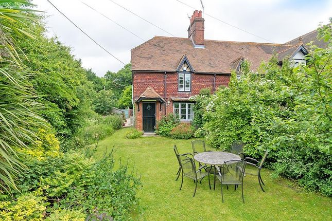 Thumbnail End terrace house for sale in Woodstock, Milstead, Sittingbourne