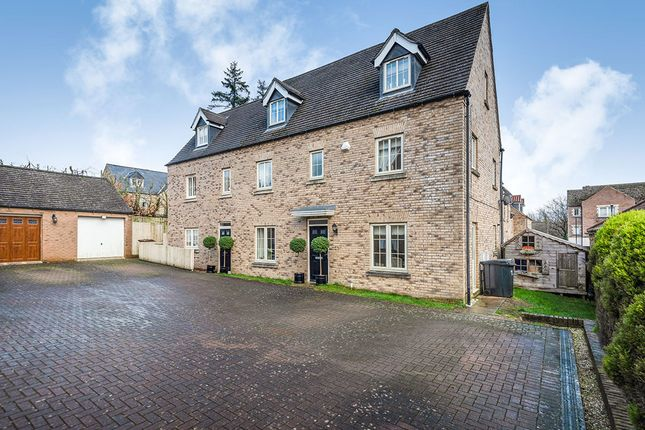Thumbnail Detached house for sale in The Spinney, Sheffield, South Yorkshire