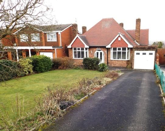 Thumbnail Bungalow for sale in Coopers Bank Rd, Lower Gornal, Dudley, West Midlands