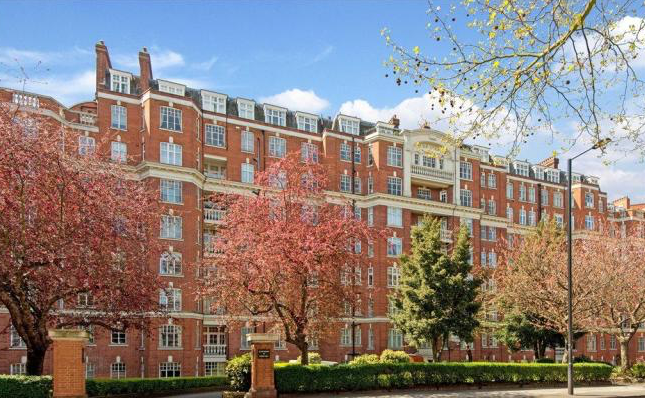 Thumbnail Flat for sale in Clive Court, Maida Vale