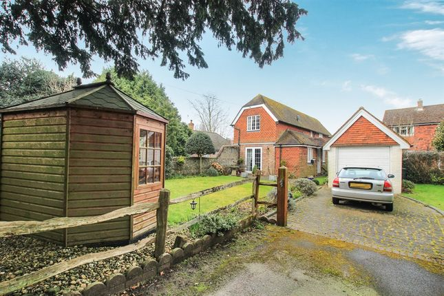 Thumbnail Detached house for sale in Barcombe Place, Barcombe, Lewes