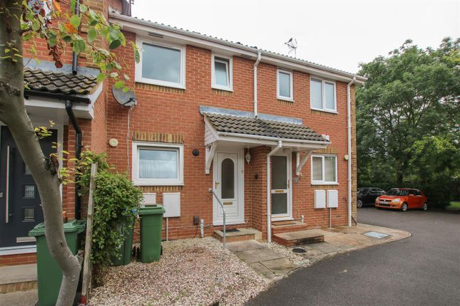 Thumbnail Terraced house for sale in Harrow Close, Aylesbury