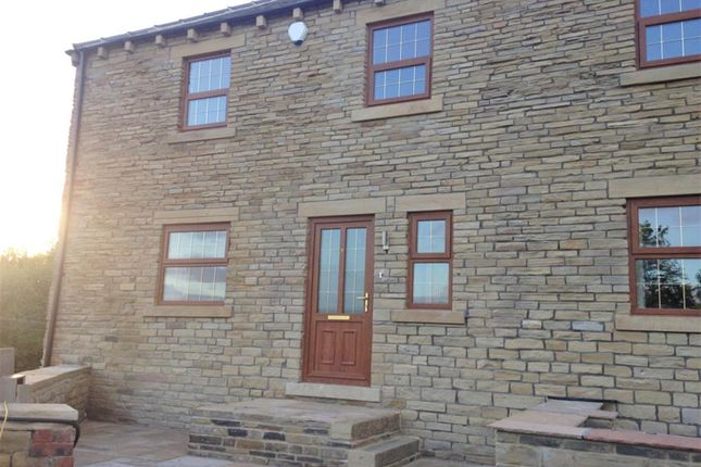 Thumbnail Town house to rent in The Old Stables, Master Lane, Pye Nest