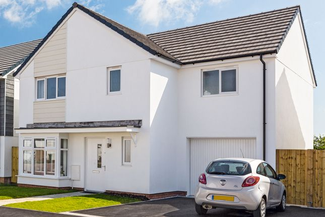 """Thumbnail Detached house for sale in """"The Buttercup"""" at Church Road, Shortlanesend, Truro"""