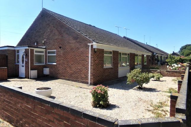 Thumbnail Semi-detached bungalow to rent in Byron Avenue, Royal Wootton Bassett, Swindon