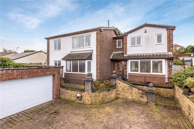 Thumbnail Detached house for sale in Smithy Brook Lane, Dewsbury, West Yorkshire