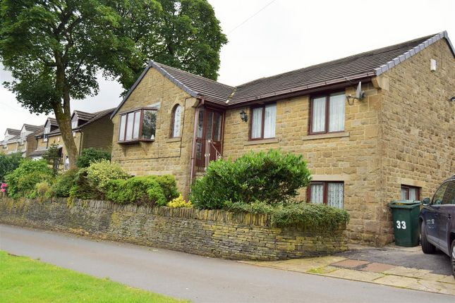 Thumbnail Detached bungalow to rent in Shibden Head Lane, Queensbury, Bradford
