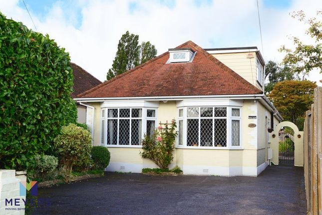 Thumbnail Bungalow for sale in Canberra Road, Christchurch