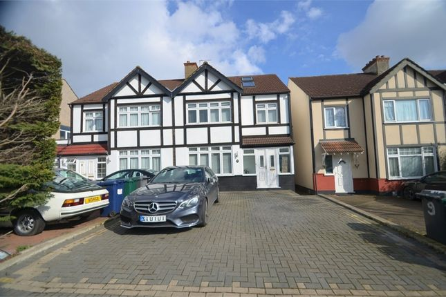 4 bed semi-detached house for sale in Delamere Gardens, Mill Hill