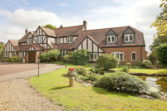 Thumbnail Detached house to rent in Sherbourne Hill, Stratford Road, Sherbourne, Warwick