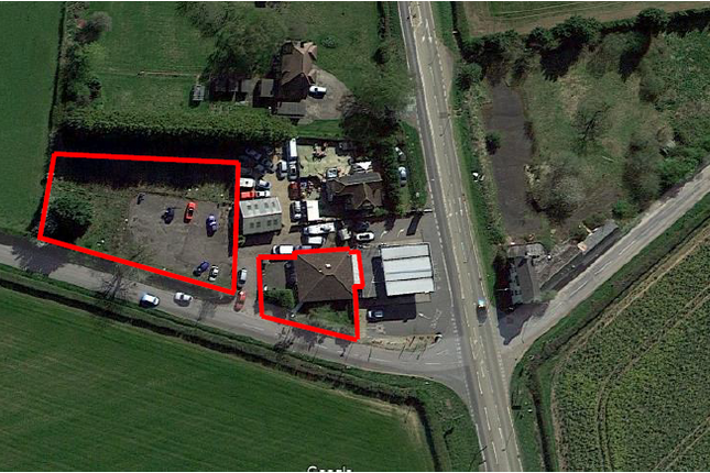 Thumbnail Land for sale in Kettering Road, Northamptonshire