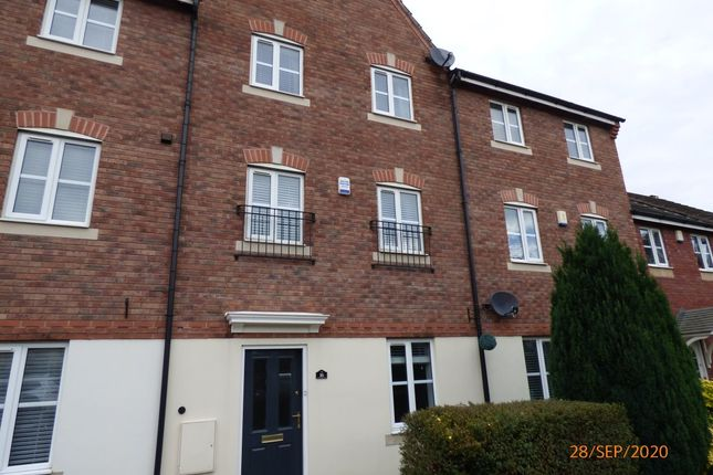 Thumbnail Terraced house to rent in Astley Road, Bromsgrove