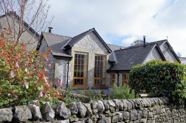 Thumbnail Detached house for sale in Chelmorton, Buxton, Derbyshire, High Peak