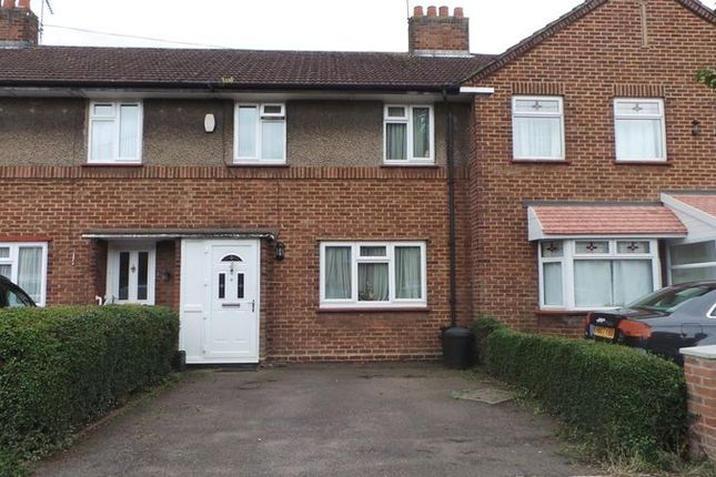 Thumbnail Terraced house for sale in Sandhurst Road, Edmonton