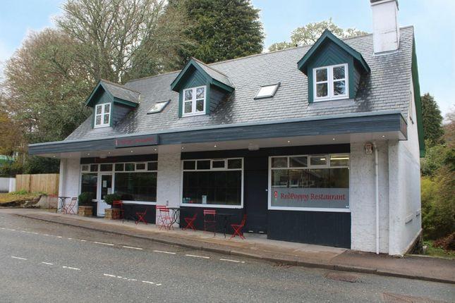 Thumbnail Restaurant/cafe for sale in Leasehold - Redpoppy Restaurant / Cafe, Main Street, Strathpeffer