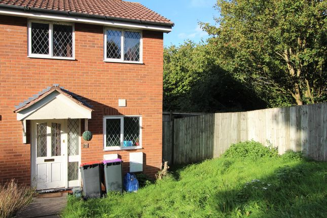 2 bed end terrace house to rent in Charlecote Park, Telford TF3