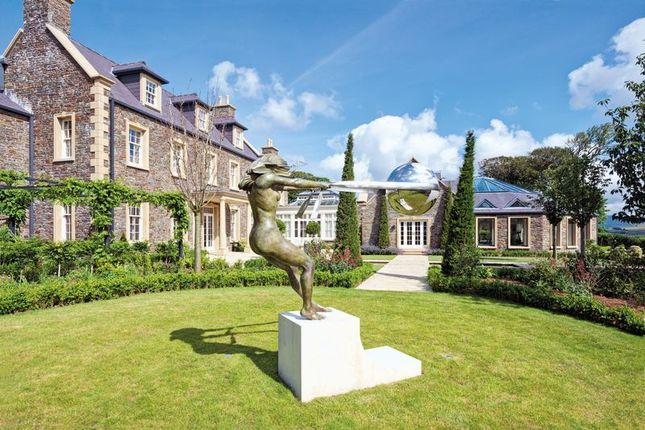 Detached house for sale in The Ballakew Estate, St. Marks, Isle Of Man