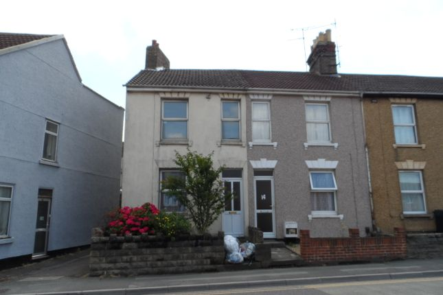 3 bed end terrace house to rent in Westcott Place, Swindon