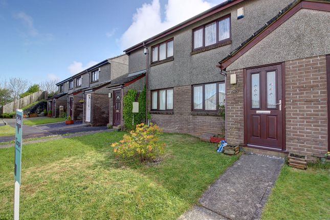 Thumbnail Terraced house for sale in Treloweth Way, Pool, Redruth