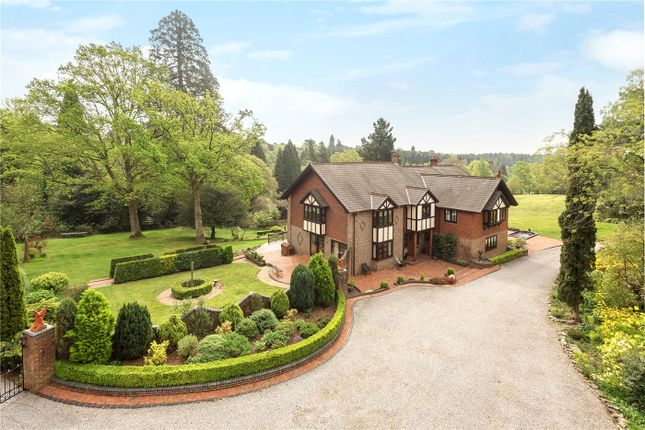 Thumbnail Detached house for sale in Chilworth Drove, Chilworth, Southampton, Hampshire