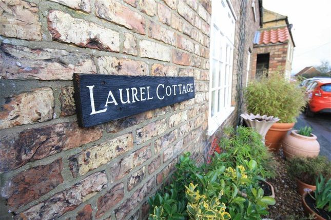 Thumbnail Terraced house to rent in Barton Le Willows, York
