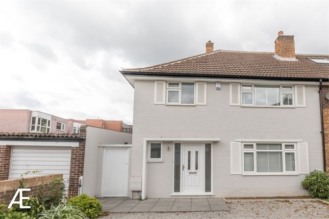 Thumbnail Semi-detached house to rent in Freelands Road, Bromley