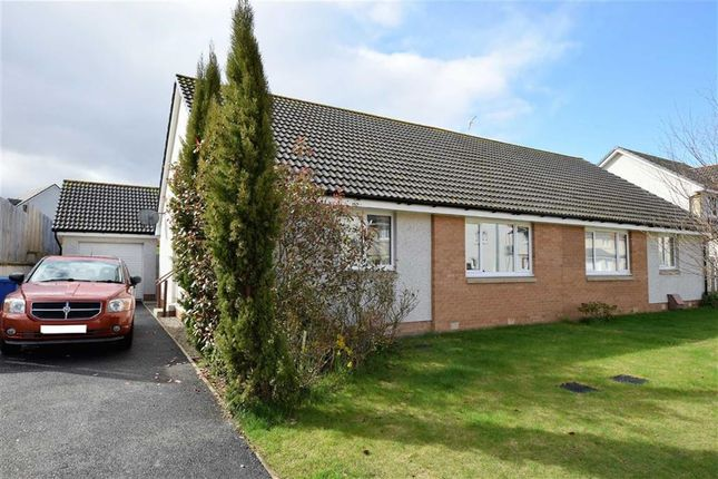 Thumbnail Semi-detached bungalow for sale in Holm Farm Road, Culduthel, Inverness