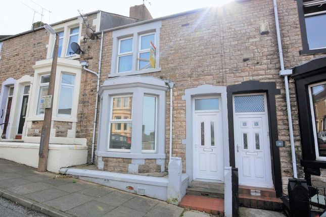 Thumbnail Terraced house to rent in Northumberland Street, Workington