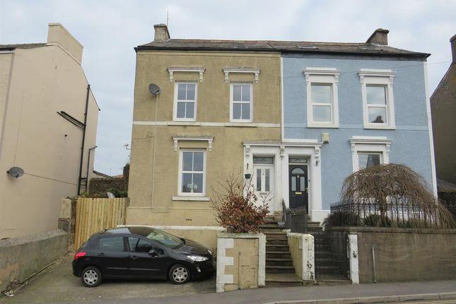 Thumbnail Semi-detached house for sale in Inkerman Terrace, Whitehaven
