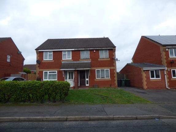 Semi-detached house in  Witley Crescent  Oldbury  Sandwell  West Midlands  Birmingham