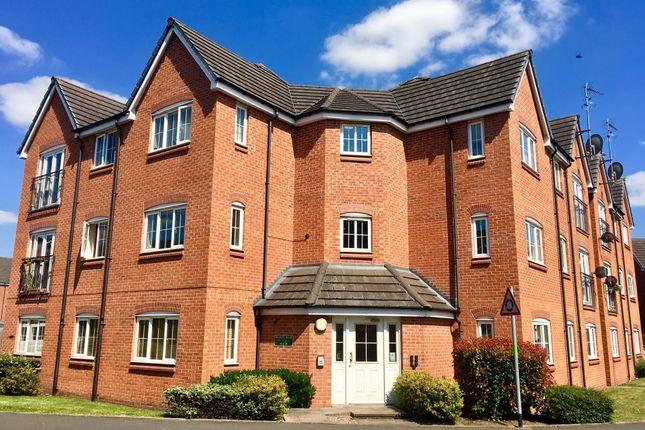 Thumbnail Flat to rent in Ranshaw Drive, Stafford