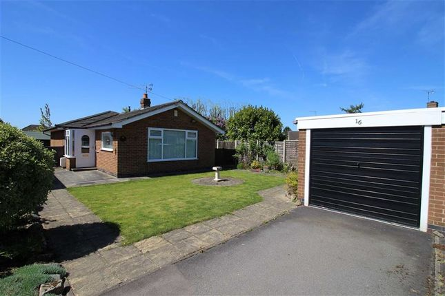 Thumbnail Bungalow for sale in Ashbrook Close, Allestree, Derby