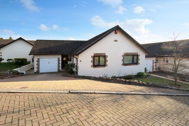 Thumbnail Detached bungalow for sale in The Conifers, Torquay