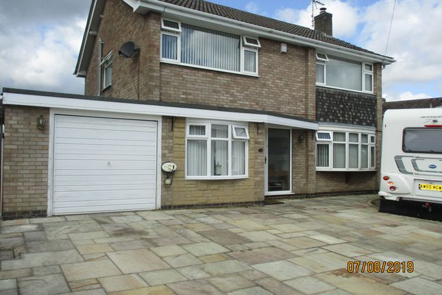 Thumbnail Detached house to rent in Balmoral Road, Oakham