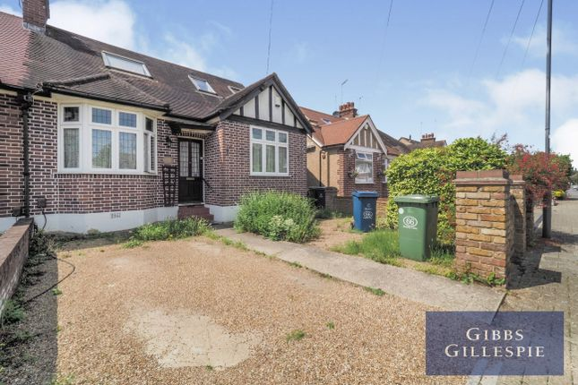 Thumbnail Semi-detached house to rent in Romney Close, North Harrow, Middlesex