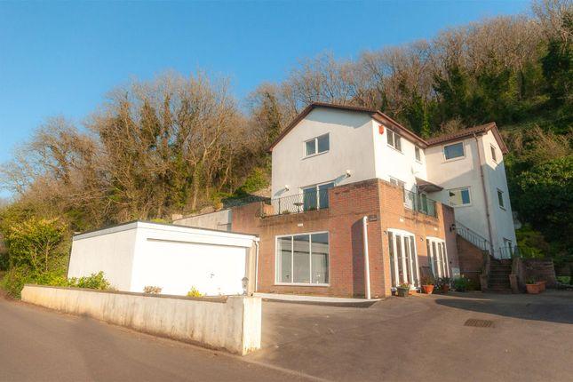 Thumbnail Detached house for sale in Kewstoke Road, Kewstoke, Weston-Super-Mare