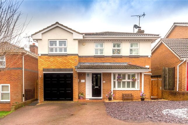 Detached house for sale in Oldwood Chase, Farnborough, Hampshire
