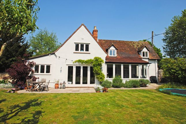 Thumbnail Detached house for sale in Abingdon Road, Dorchester-On-Thames, Wallingford