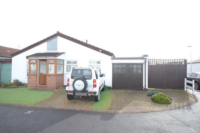 Thumbnail Semi-detached bungalow for sale in Curlender Way, Hale Village, Liverpool