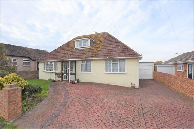 Thumbnail Detached bungalow for sale in Horsham Avenue, Peacehaven