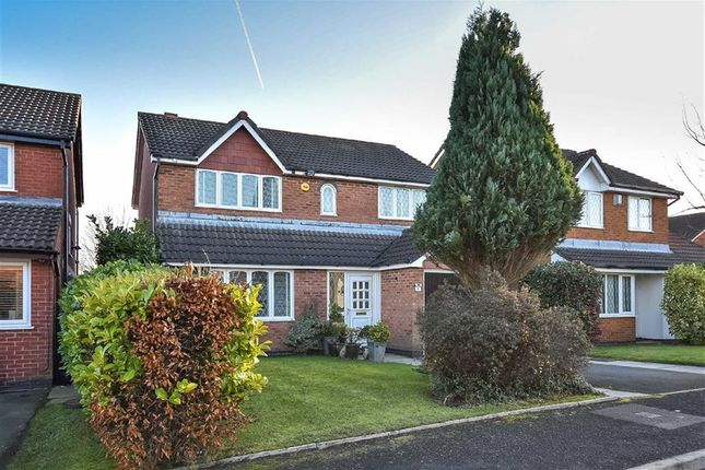 Thumbnail Detached house for sale in Highmeadow, Manchester
