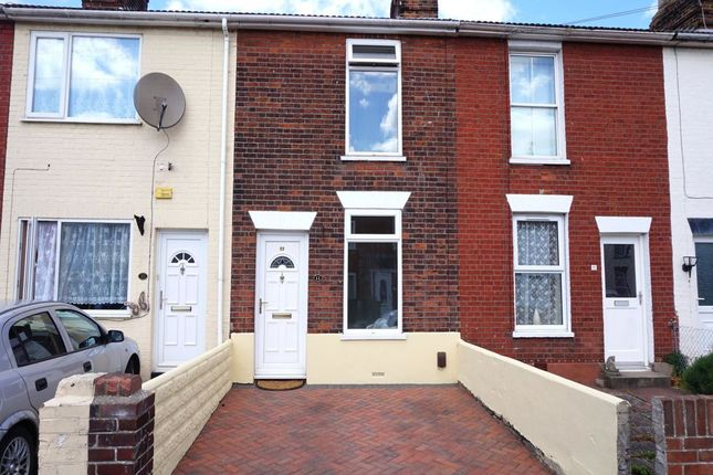 Thumbnail Terraced house to rent in Audley Street, Great Yarmouth