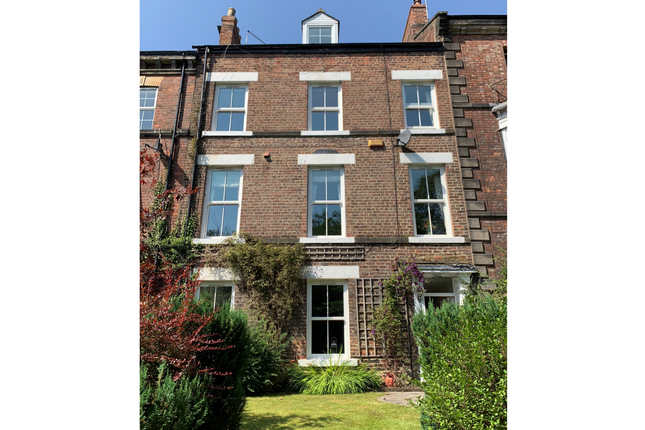 Thumbnail Hotel/guest house for sale in The Victorian Town House, Victoria Terrace, Durham