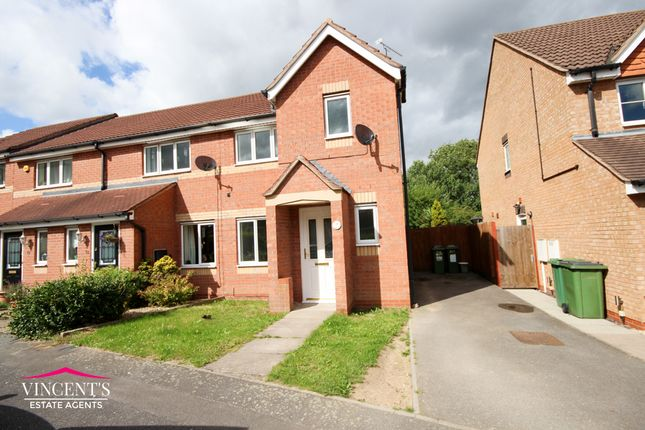 3 bed semi-detached house to rent in Vyner Close Thorpe Astley, Leicester