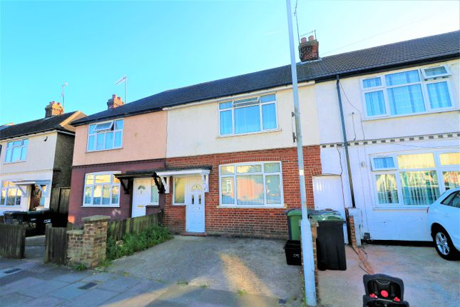 Thumbnail Terraced house to rent in Portland Road, Luton