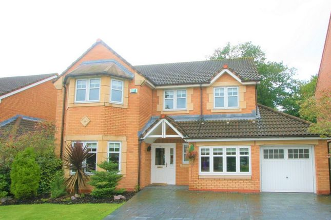 Thumbnail Detached house for sale in Old Lodge Close, West Derby