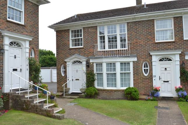 Thumbnail Terraced house to rent in Milnthorpe Road, Eastbourne