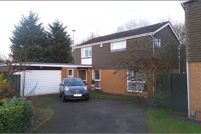 Thumbnail Detached house to rent in Hyholmes, Bretton, Peterborough