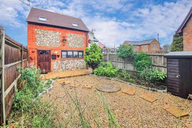 Thumbnail Detached house for sale in Victor Lay Place, High Wycombe