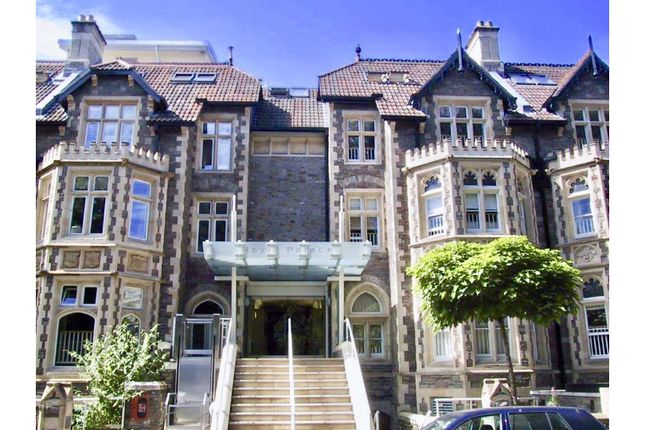 Thumbnail Flat for sale in 2-7 Elmdale Road, Bristol